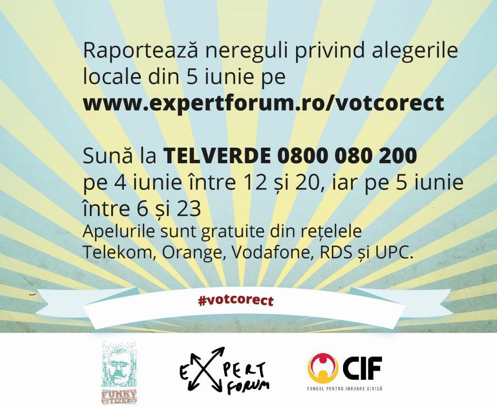 banner votcorect
