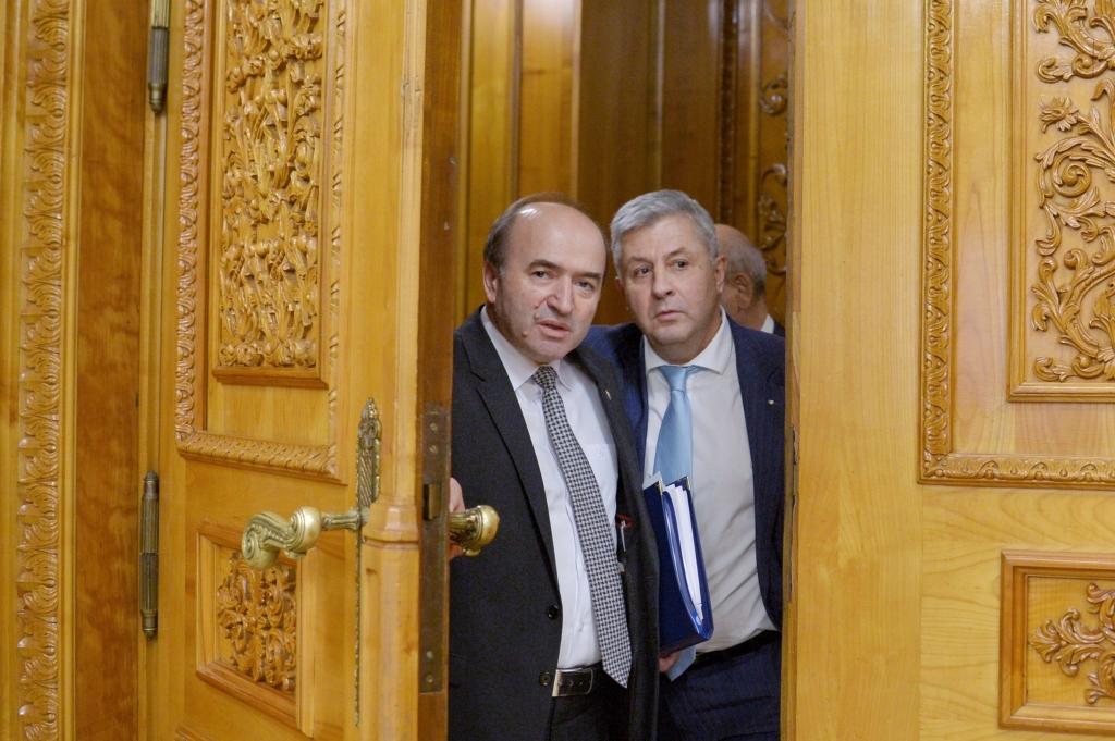 Tudorel Toader și Florin Iordache, Foto: Hepta.ro