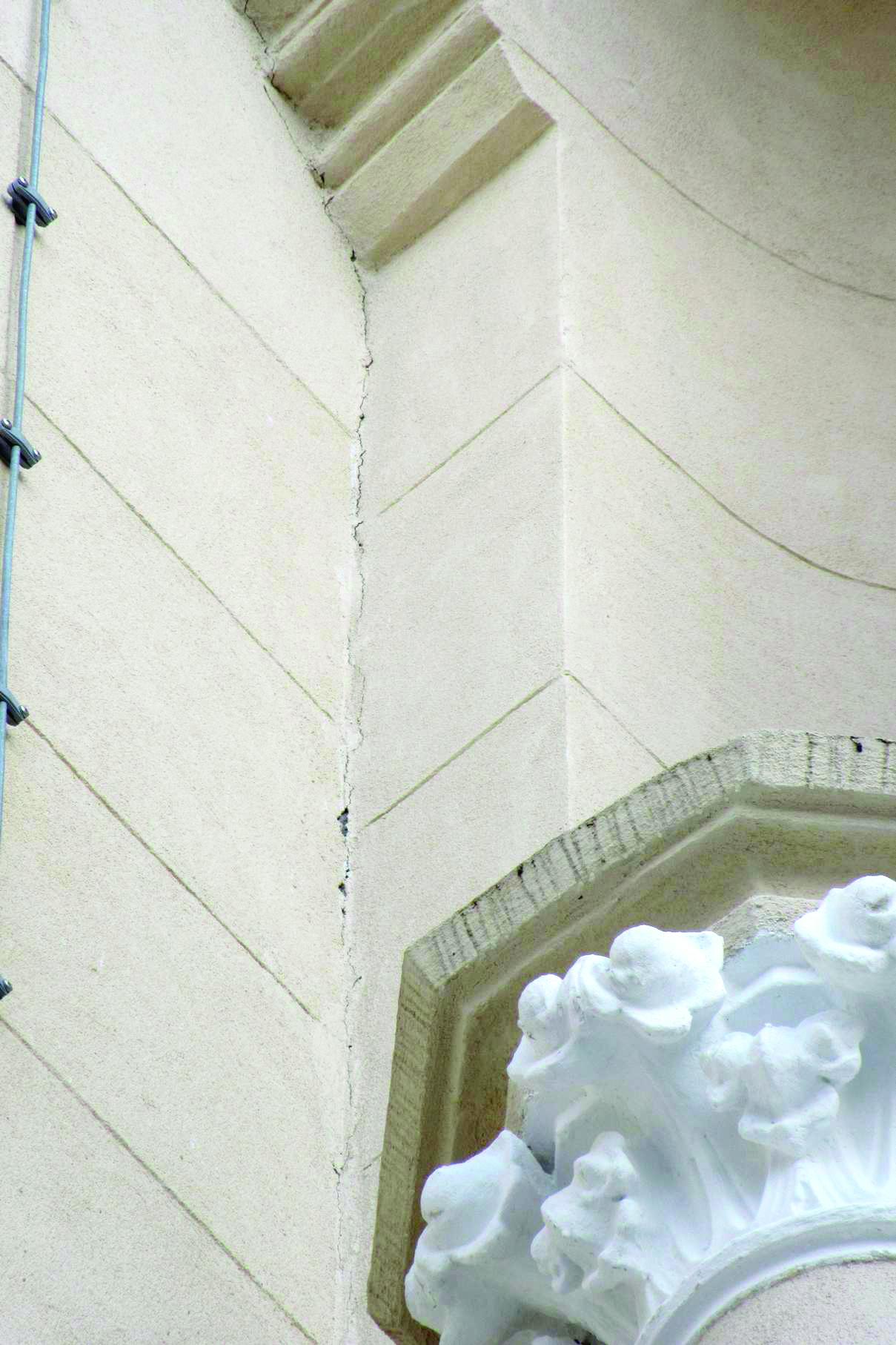 Iași: Au apărut fisuri la Palatul Culturii, clădire inaugurată anul trecut, după ce a fost restaurată cu 23 de milioane de euro 2