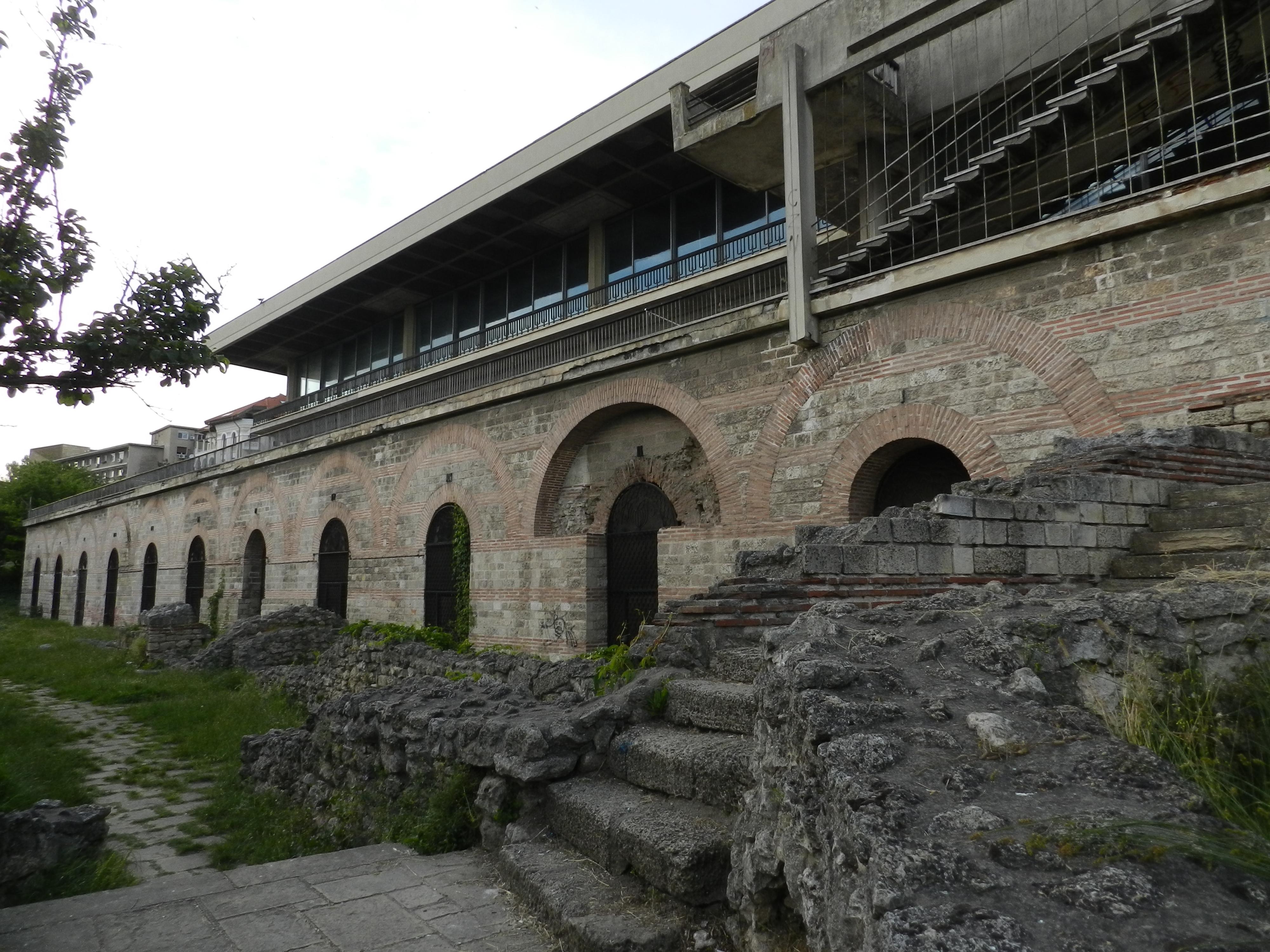 Constanța: Edificiul Roman cu Mozaic, monument din secolele II-IV,  este aproape de prăbușire. Consiliul Județean Constanța speră că va fi salvat cu fonduri europene 7