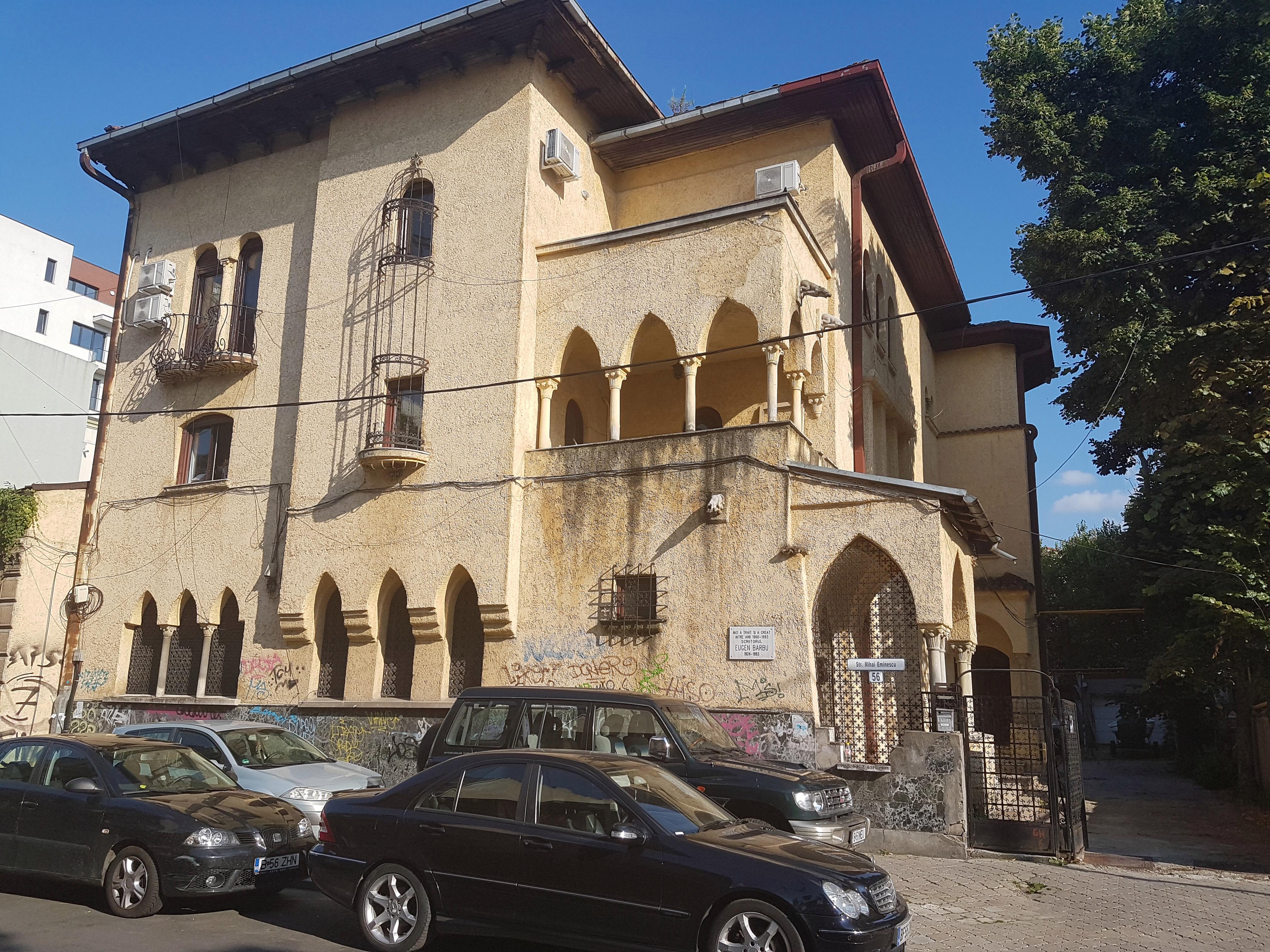 Un bloc cu patru etaje ar putea apărea în zona protejată Mihai Eminescu, vizavi de casa Henrieta Delavrancea, monument istoric. Cum a fost distrusă zona în ultimii 15 ani 10