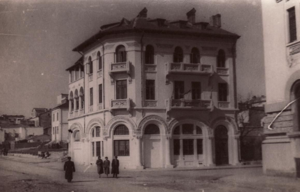 Casa Damadian, bijuteria arhitectonică a unui norvegian îndrăgostit de Constanța veche 1
