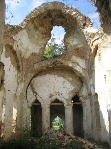 Biserica Cazaclii din Odobești, construită în 1777, riscă să se prăbușească. Primăria nu are un plan de restaurare 1
