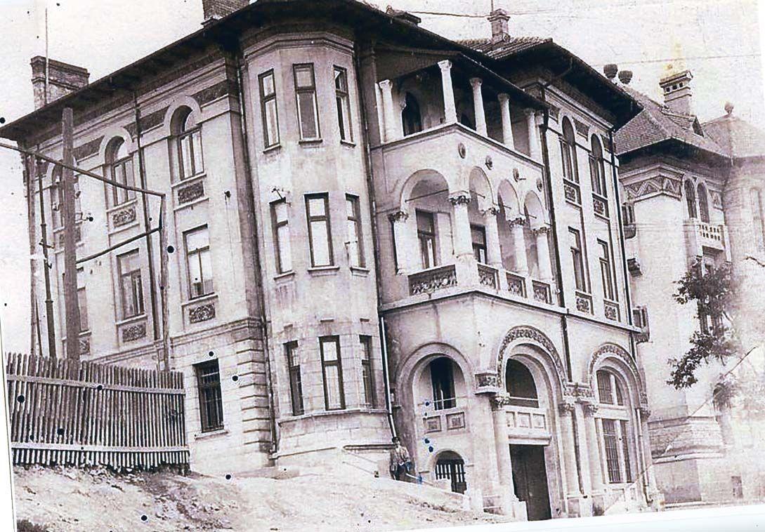 Casa Damadian, bijuteria arhitectonică a unui norvegian îndrăgostit de Constanța veche 3
