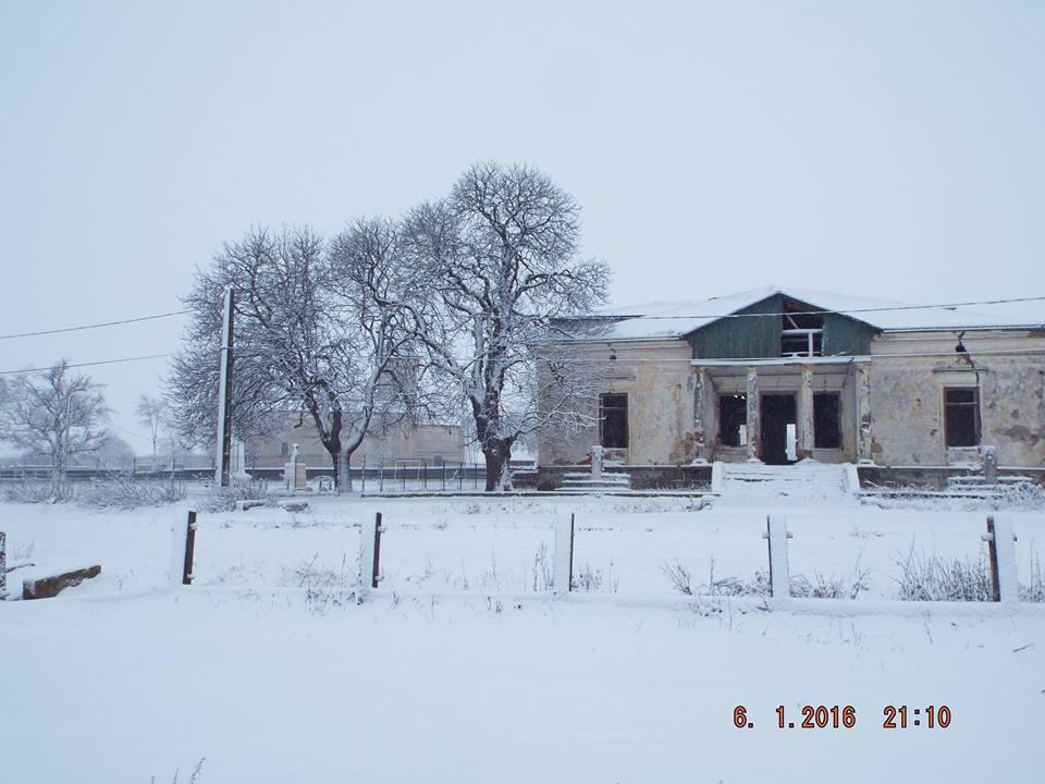 """Neamț: Un conac boieresc, aflat în zona de protecție a unui monument istoric, pus la pământ de Primăria Trifești. Șefa Direcției pentru Cultură: """"S-au chinuit mult să îl demoleze"""" 7"""