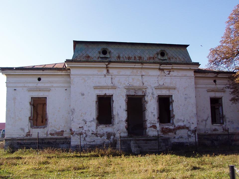 """Neamț: Un conac boieresc, aflat în zona de protecție a unui monument istoric, pus la pământ de Primăria Trifești. Șefa Direcției pentru Cultură: """"S-au chinuit mult să îl demoleze"""" 2"""
