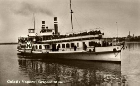 Cea mai veche navă cu zbaturi din lume aflată în funcțiune, Tudor Vladimirescu, a devenit vas de protocol al PSD 1