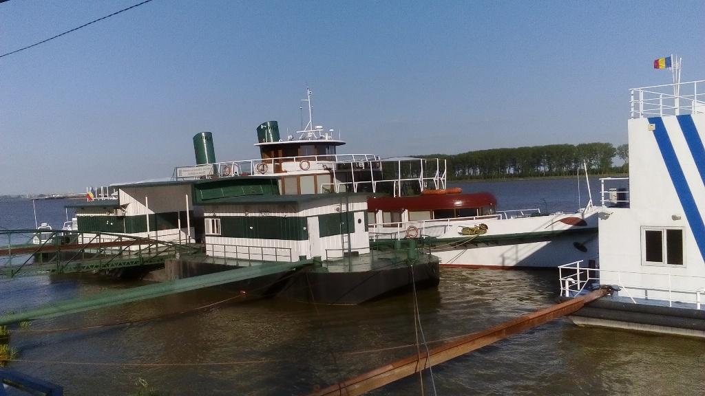 Cea mai veche navă cu zbaturi din lume aflată în funcțiune, Tudor Vladimirescu, a devenit vas de protocol al PSD 2