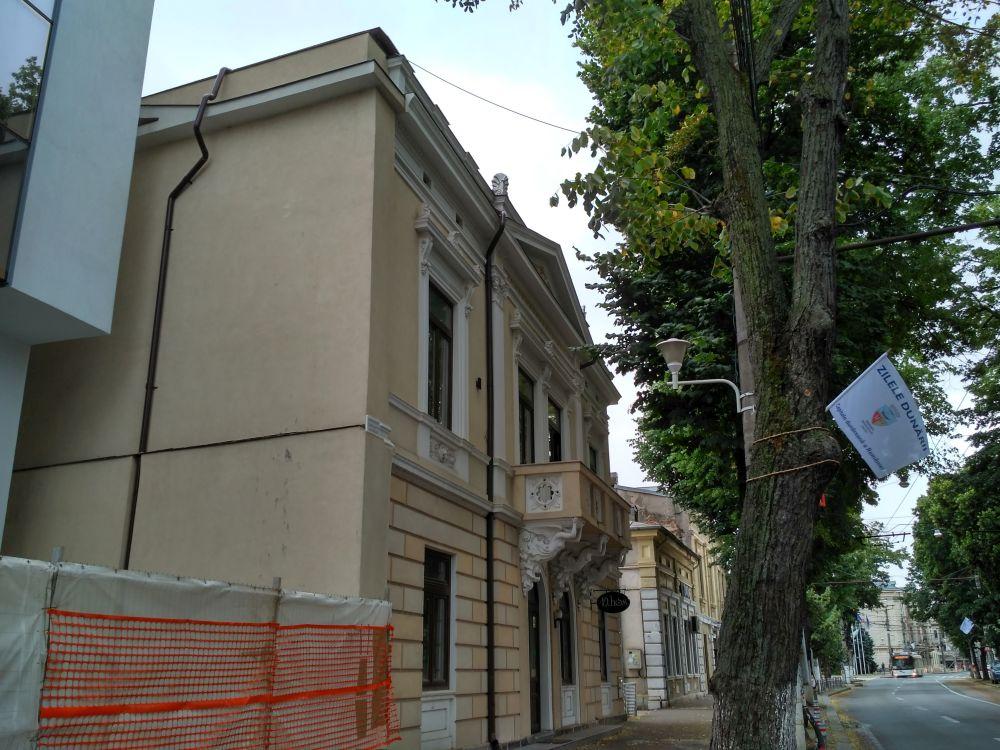 Galaţi: Batjocorită de autorităţi, casa doctorului Serfioti, fost sediu masonic, a renăscut din ruină 7