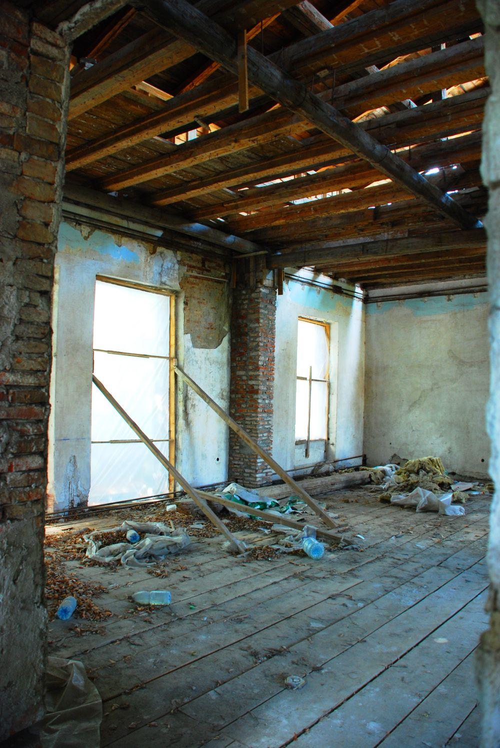 Galaţi: Batjocorită de autorităţi, casa doctorului Serfioti, fost sediu masonic, a renăscut din ruină 4