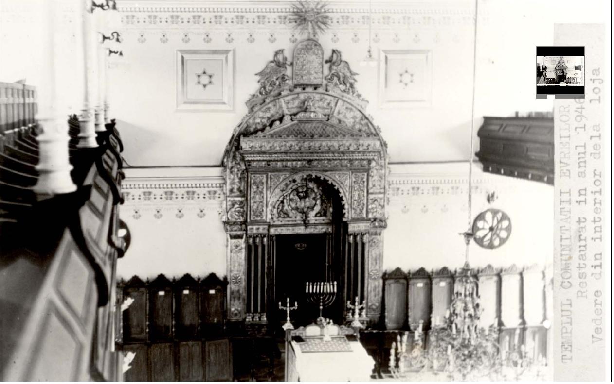 VIDEO – FOTO Sinagoga din Buzău, monument istoric de o frumusețe rară, la un pas de prăbușire 9