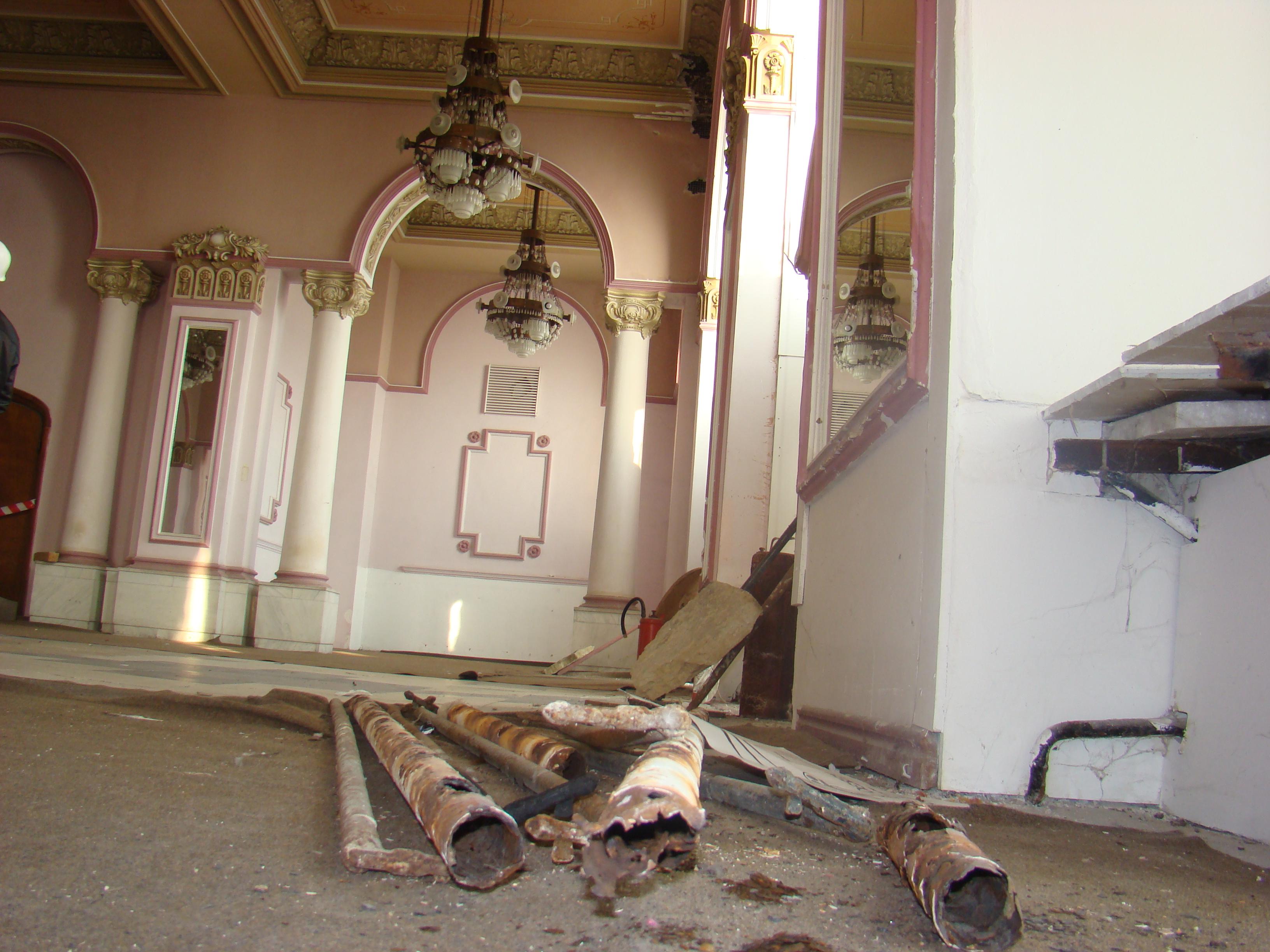 Contestațiile repetate amână salvarea Cazinoului din Constanța deși au fost alocate  10 milioane de euro pentru restaurare 2