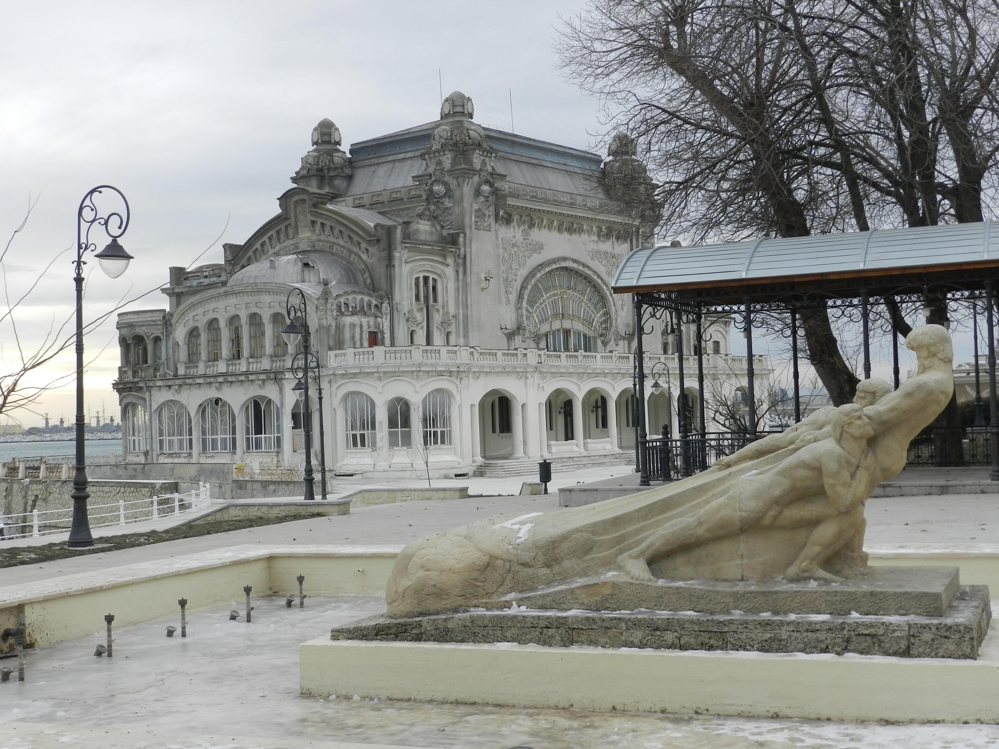 Contestațiile repetate amână salvarea Cazinoului din Constanța deși au fost alocate  10 milioane de euro pentru restaurare 6