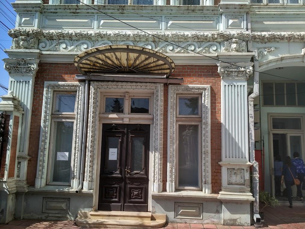 """Galaţi: Muzeul """"Casa Colecţiilor"""" va fi restaurat cu bani europeni 7"""