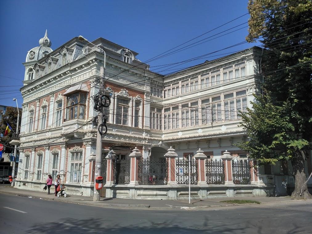 """Galaţi: Muzeul """"Casa Colecţiilor"""" va fi restaurat cu bani europeni 1"""